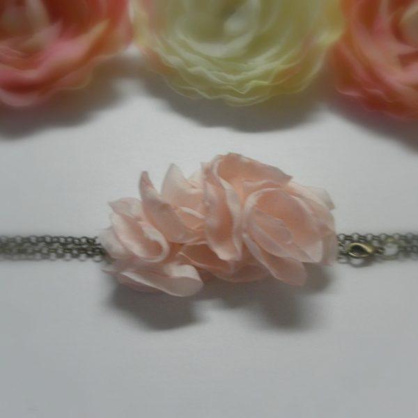 Headband rose