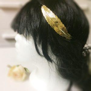 headband-plume-dore-les-crea-de-marie