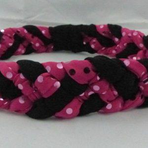 headband-tresse-rose-paillettes-et-noir-les-crea-de-marie